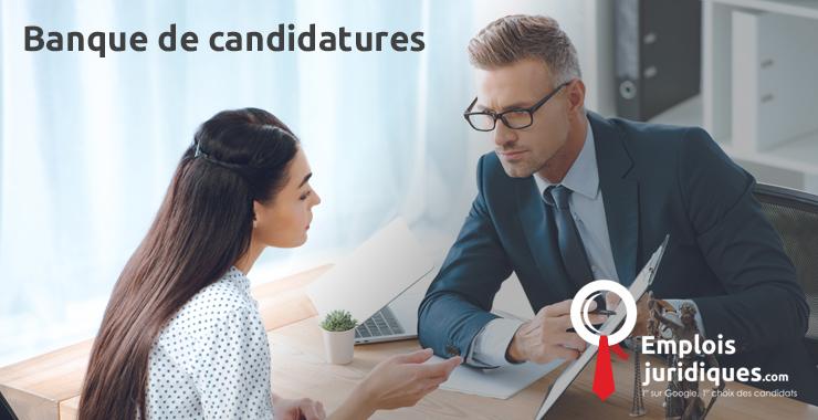 emploisjuridiques.com | Banque de candidatures